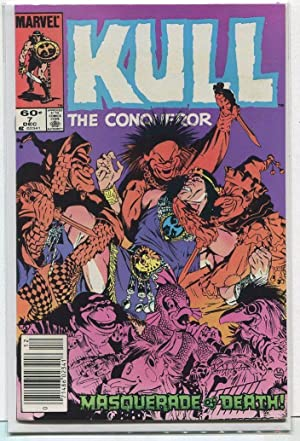 Kull The Conqueror #7 NM Marvel Comics