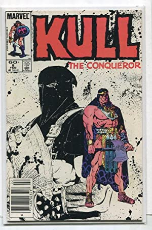 Kull The Conqueror #8 NM Marvel Comics