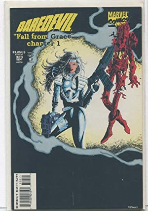 Daredevil-Fall From Grace Chapter 1 #320 NM