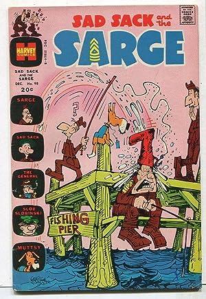 Sad Sack And The Sarge #98 VG/FN