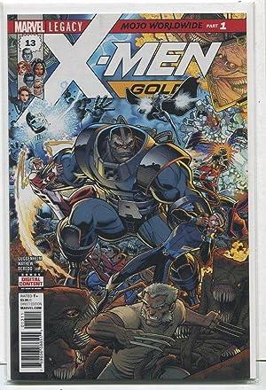 X-Men-Gold #13 NM Legacy Mojo Worldwide Part