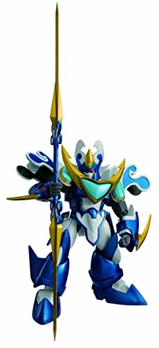 MegaHouse Madou Mado King Granzort AQUABEAT Shining Ver. Variable Action Figure Comic Book