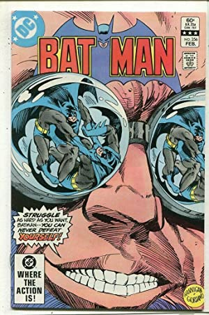 Bat Man #356 NM DC Comics SA Comic Book