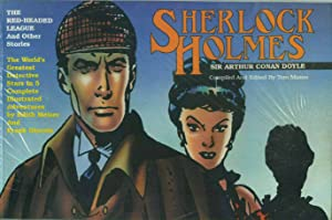 Sherlock Holmes TPB #2 the Red Headed