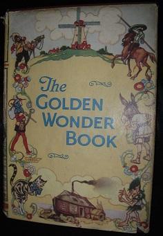 The Golden Wonder Book for Children: John R. Crossland