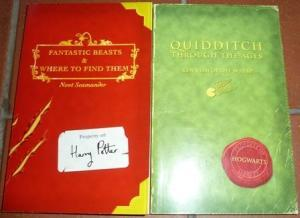 fantastic beasts and where to find them book. comic relief fantastic beasts and where to find them quidditch through the ages book m