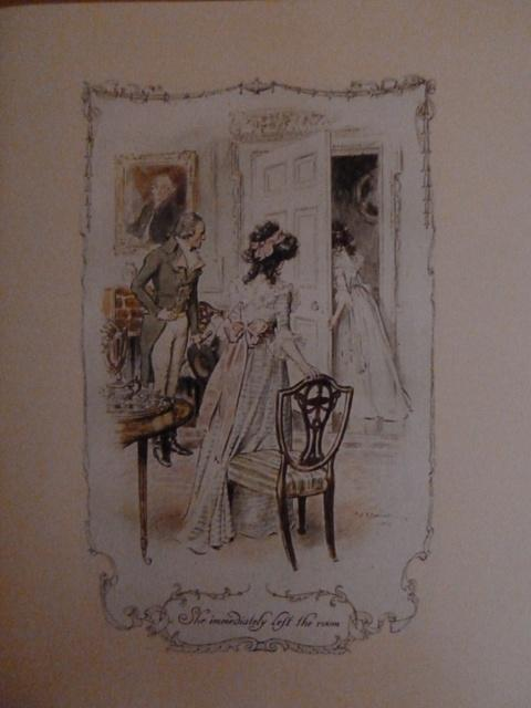 Jane Austen The Illustrated Library
