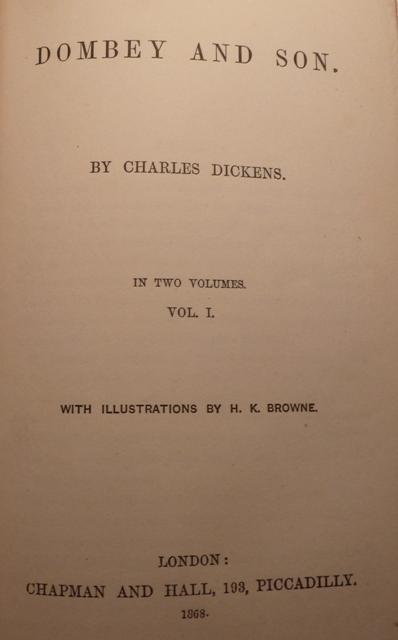 oliver twist by charles dickens essay Oliver twist: an introduction to and summary of the novel oliver twist by charles dickens.