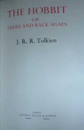 the hobbit there and back again pdf