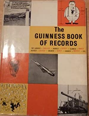 The Guiness Book of Records (1956 Edition): Guiness