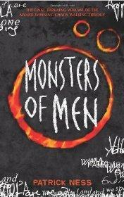 Monsters of Men (Chaos Walking) (Signed): Ness, Patrick