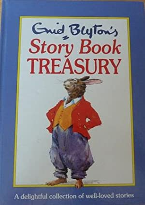 Enid Blyton Story Book Treasury