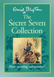 The Secret Seven Collection: The Secret Seven / Secret Seven Adventure / Well Done Secret Seven /...