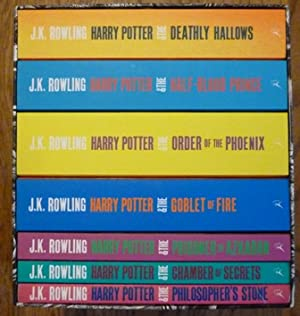 Harry Potter: The Complete Collection (Seven book: J.K. Rowling