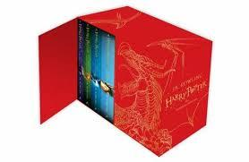 Harry Potter Box Set: The Complete Collection: J.K. Rowling