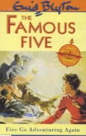 Famous Five: 2: Five Go Adventuring Again: Enid Blyton