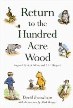 Winnie-the-Pooh: Return to the Hundred Acre Wood: Benedictus, David