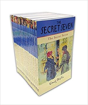 Secret Seven: Books 1-16 Classic Edition Box Set