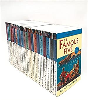 Famous Five: Books 1-21 Classic Edition Box Set