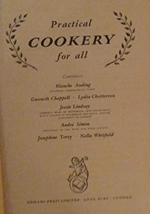 Practical Cookery For All