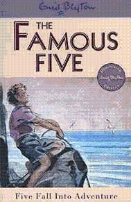 9: Five Fall Into Adventure