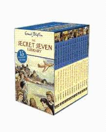 Secret Seven Box Set: 1-15