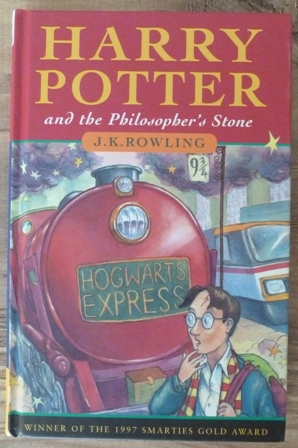 Harry Potter and the Philosopher's Stone (Book: Rowling, J.K.