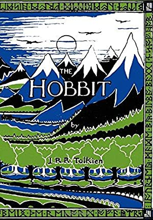 The Hobbit Facsimile First Edition: Tolkien, J. R.