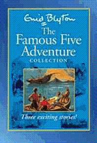 Famous Five Adventures Collection: Five On A: Blyton, Enid