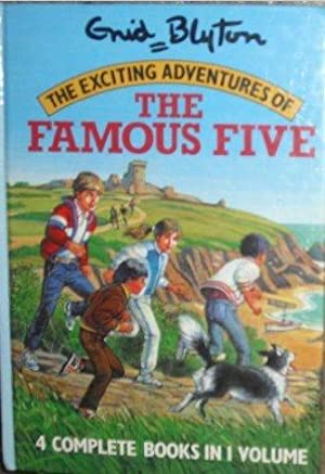Exciting Adventures of the Famous Five