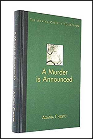 A Murder is Announced (The Agatha Christie Collection}