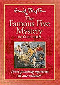 The Famous Five Mystery Collection