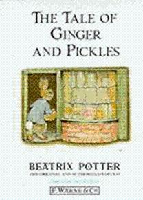 The Tale of Ginger & Pickles (The: Potter, Beatrix