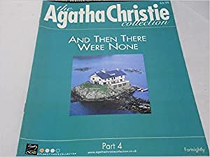 The Agatha Christie Collection Magazine: Part 4: Christie, Agatha