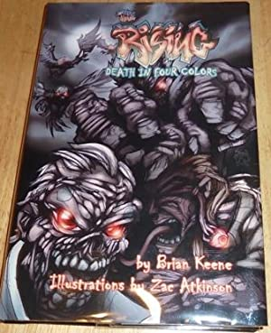 The Rising:Death In Four Colors(Limited Edition,Signed and: Brian Keene