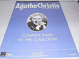 The Agatha Christie Collection Magazine: Part 85: Complete Index to the Collection