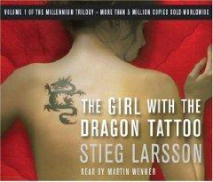 The Girl with the Dragon Tattoo (Abridged Version) [Audiobook] [Audio CD]: Larsson, Stieg