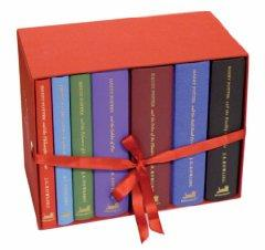 Harry Potter Boxed Set (Deluxe Edition) (Contains: Rowling, J. K.