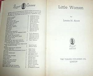 Little Women: Alcott, Louisa M