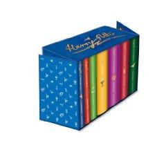 Harry Potter Hardback Boxed Set (Signature Edition): J. K. Rowling
