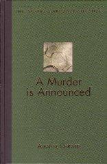 A Murder is Announced (The Agatha Christie Collection)