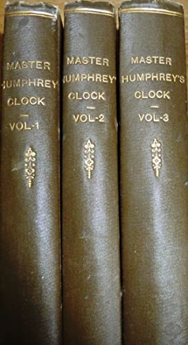 Master Humphrey's Clock: Master Humphrey's Clock, The: Dickens, Charles