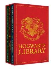 The Hogwarts Library Boxed Set: J K Rowling