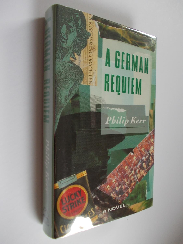 A German Requiem Kerr, Philip