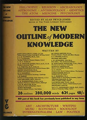 The New Outline of Modern Knowledge: Pryce-Jones, Alan