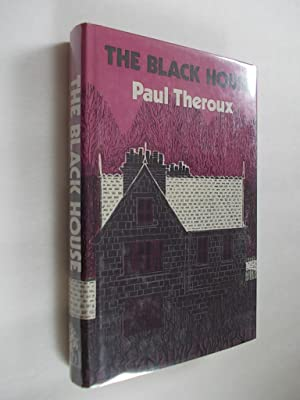 The Black House.: Theroux, Paul
