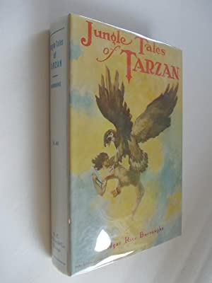 Jungle Tales of Tarzan: Burroughs, Edgar Rice