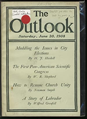A Story of Labrador - an Article in Outlook Magazine 1908: Grenfell, Wilfred T.
