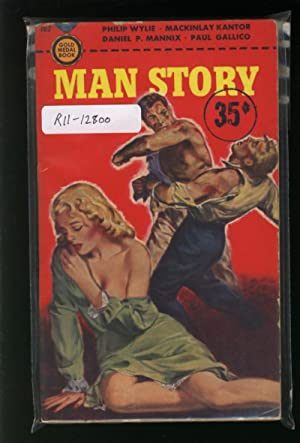 Man Story - the Best True Stories of the Year from TRUE, the Man's Magazine: Anon,