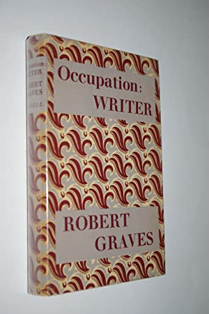 Occupation: Writer.: GRAVES, Robert